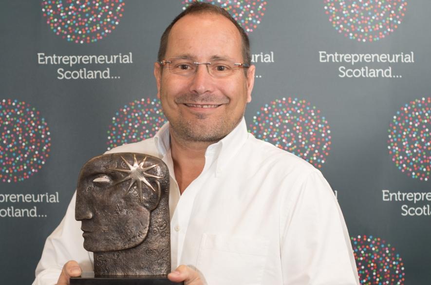 Entrepreneurial Scotland's Entrepreneur of the Year - #ESAwards