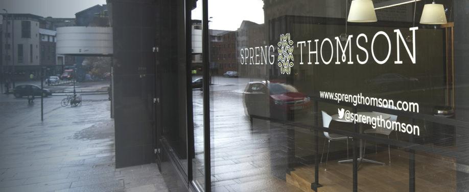 Spreng Thomson - 155 Albion Street, Glasgow
