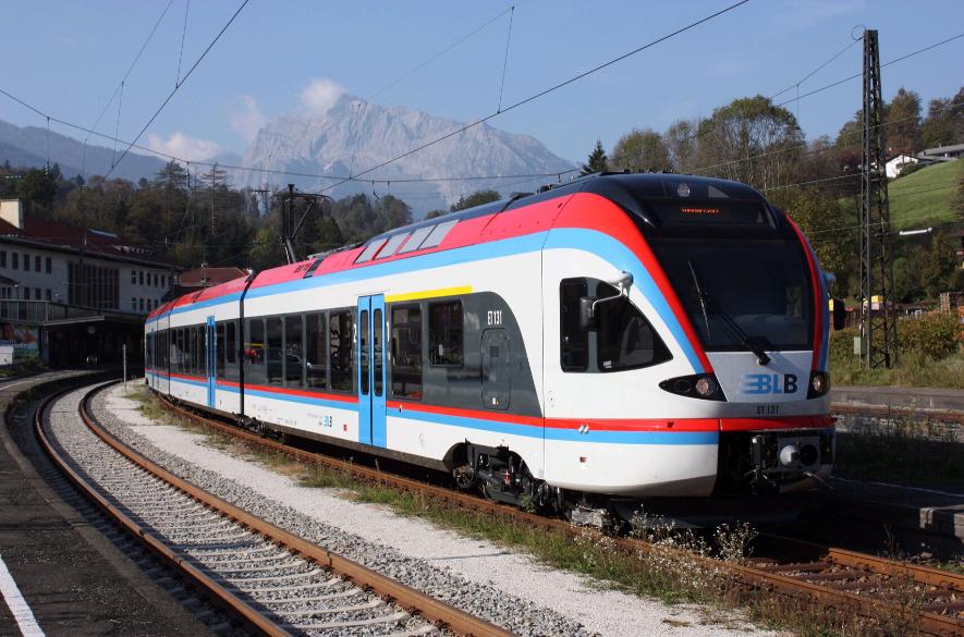 Berchtesgardener Landbahn Alpha Trains