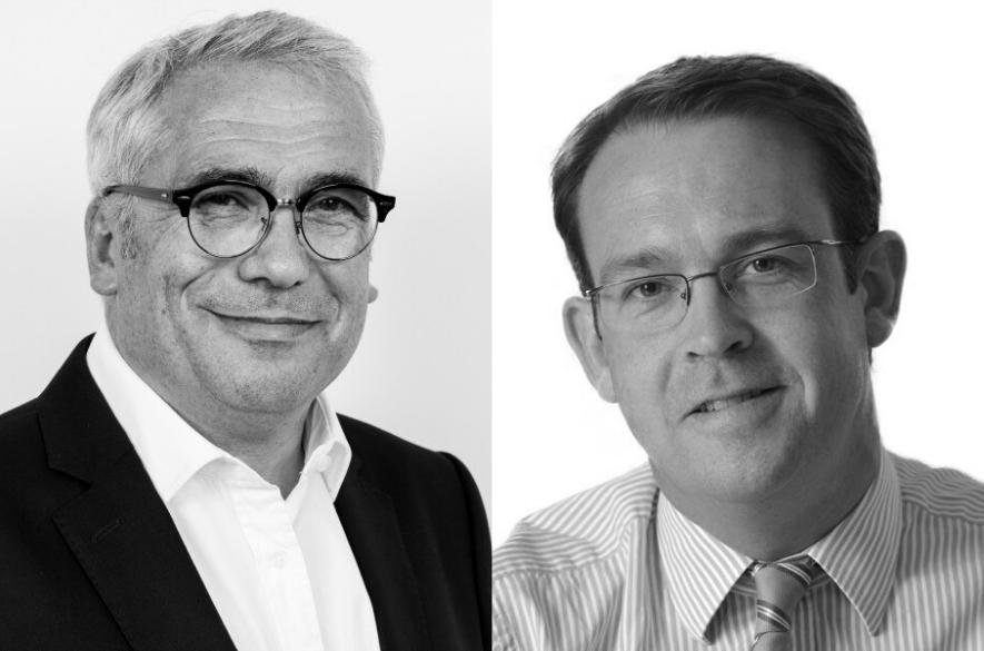Iain Mackay & Alastair Hogg