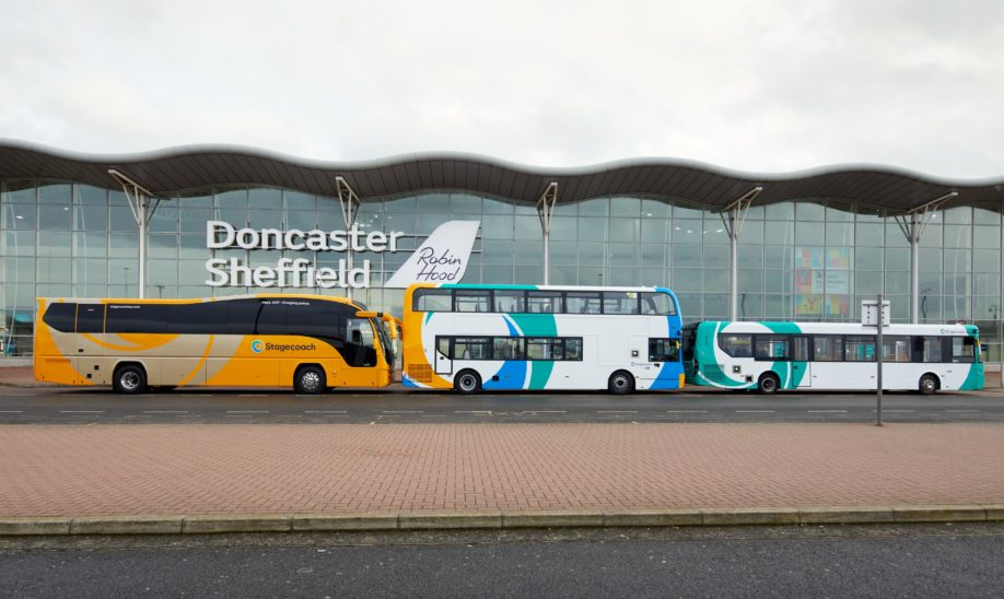 Stagecoach new bus design