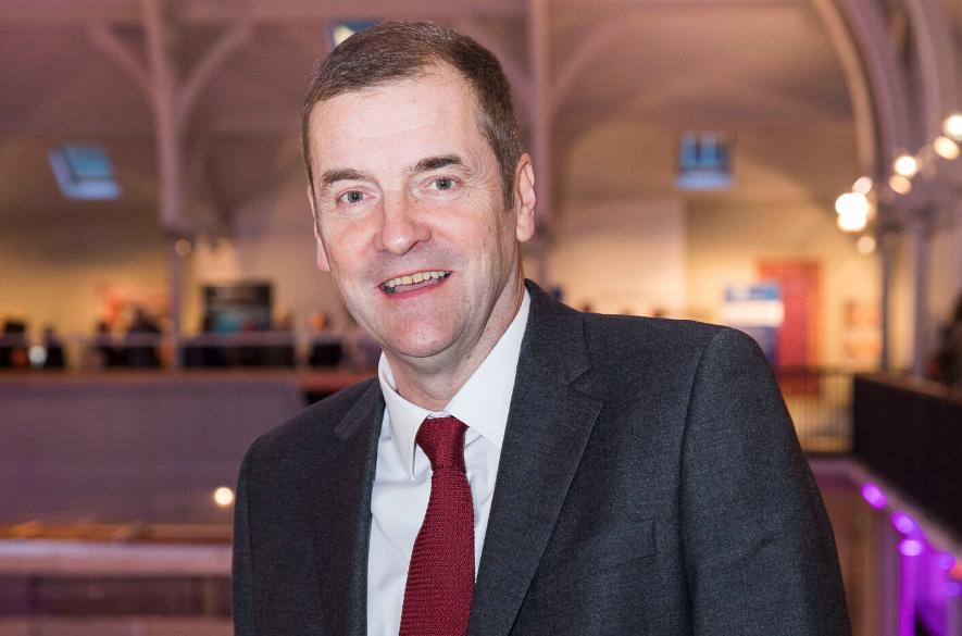 Calcivis CEO Adam Christie