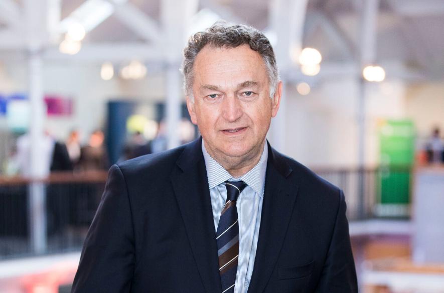 Dr Miroslav Ravic CEO MGB Biopharma